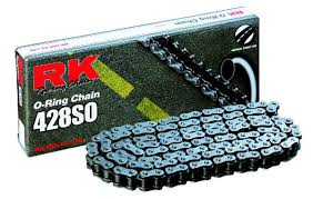 RK Motorcycle Chains