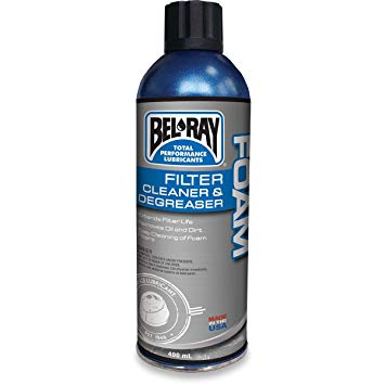 Bel Ray Airfilter cleaner